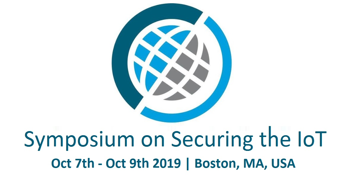 Symposium on Securing The IoT