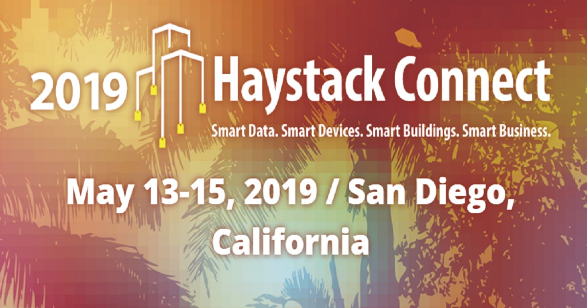 Haystack Connect IoT Conference 2019