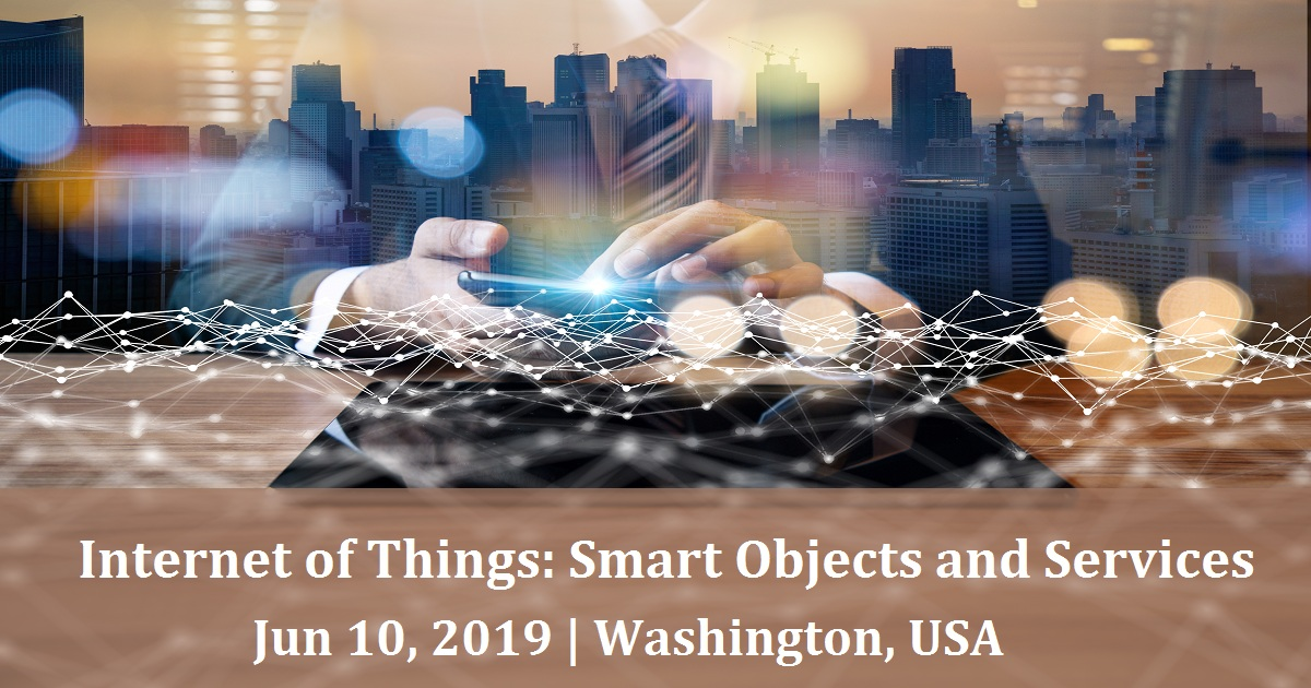 Internet of Things: Smart Objects and Services