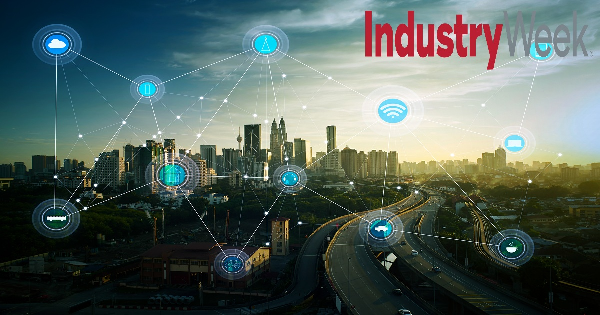 How the Internet of Things in Manufacturing Can Boost Asset Performance — and Returns