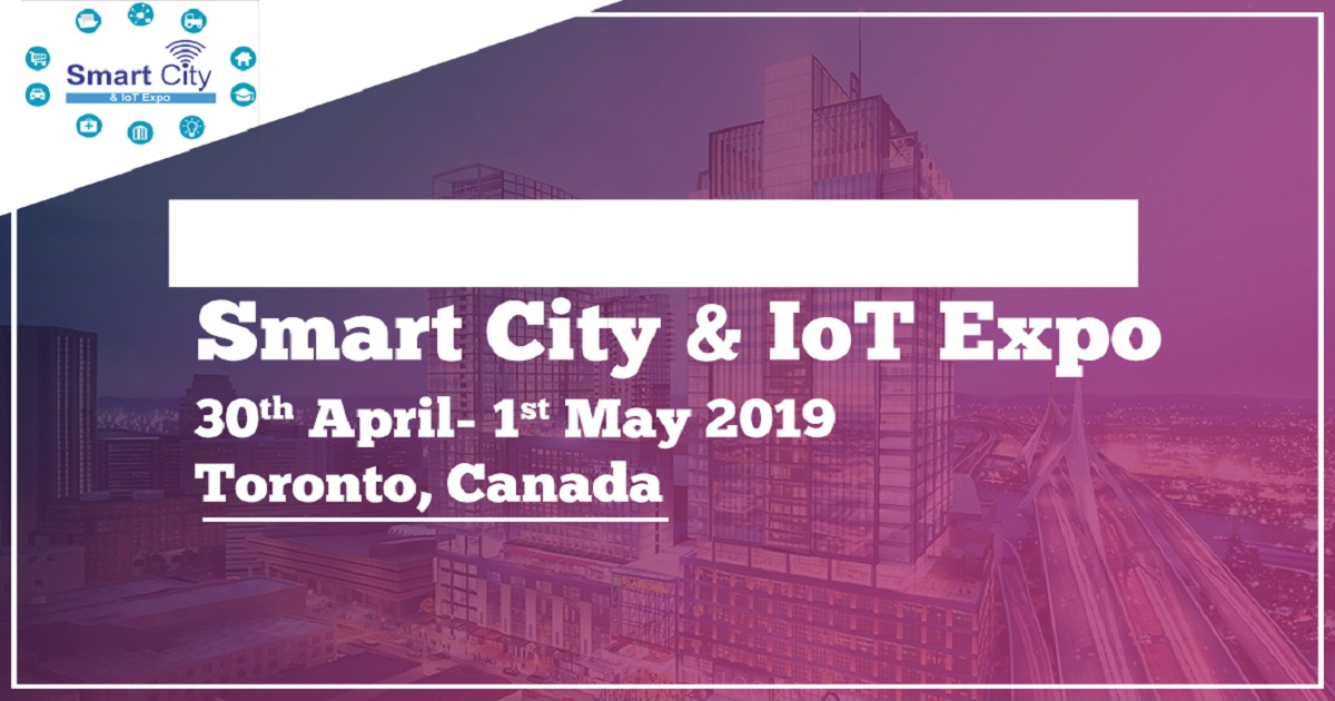 Smart City and IoT Expo 2019