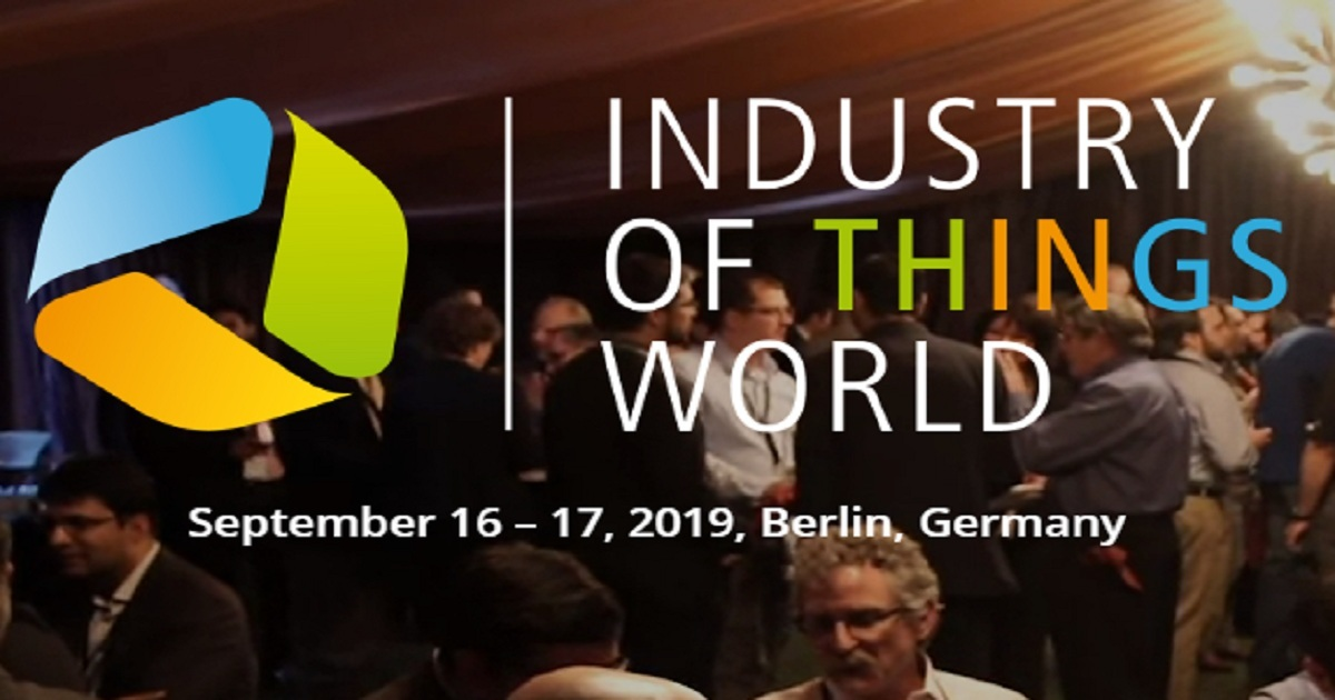 Industry of Things World 2019