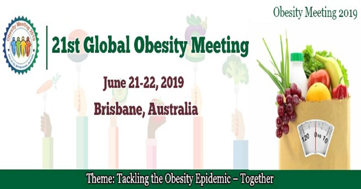 21st Global Obesity Meeting