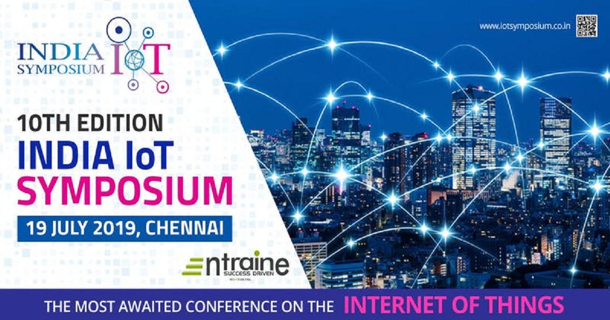 10th Edition India IoT Symposium
