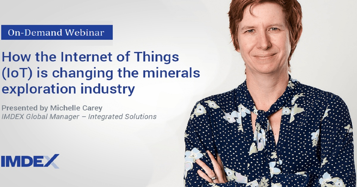 How IoT is Transforming Mineral Exploration