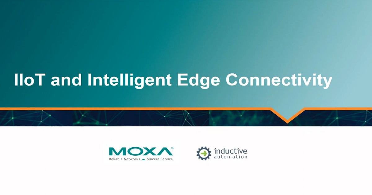 Industrial IoT and Intelligent Edge Connectivity