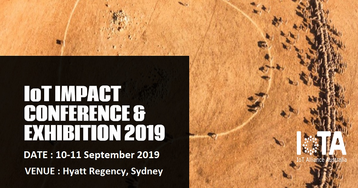 IoT IMPACT CONFERENCE & EXHIBITION 2019