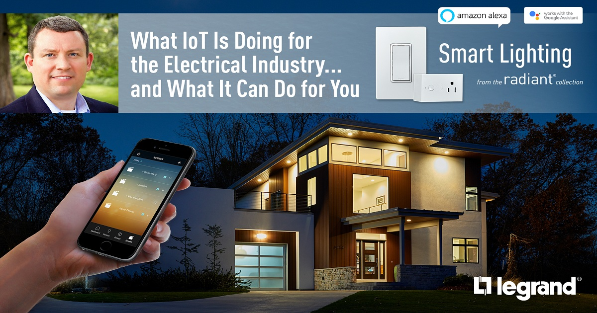 What IoT Is Doing for the Electrical Industry and What It Can Do for You