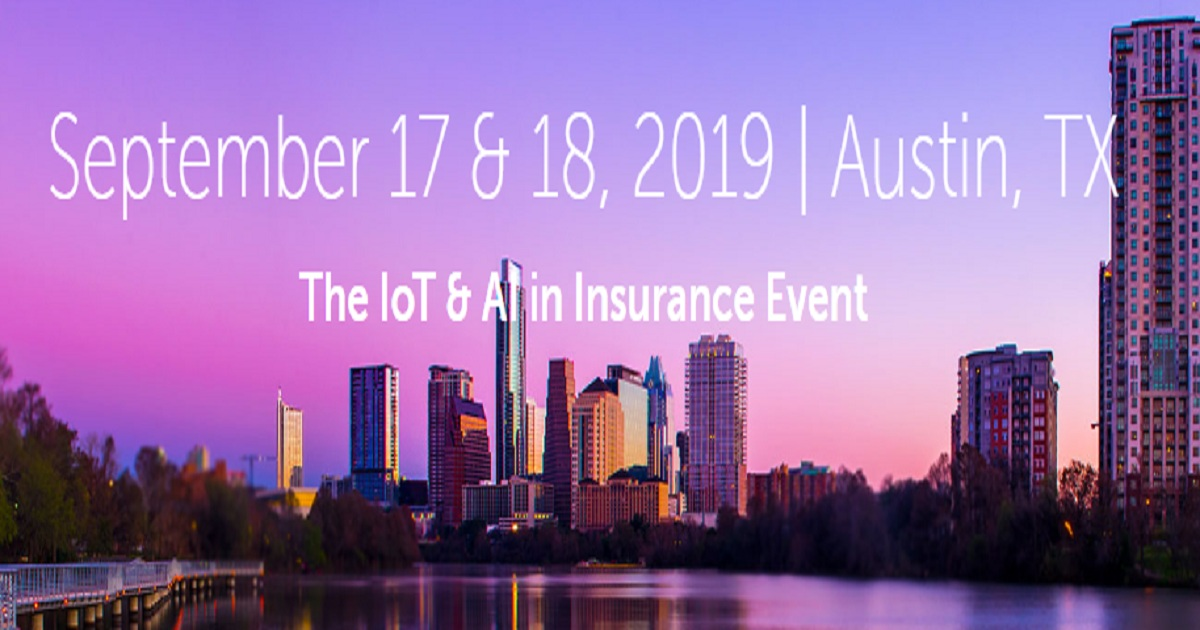 The IoT & AI in Insurance