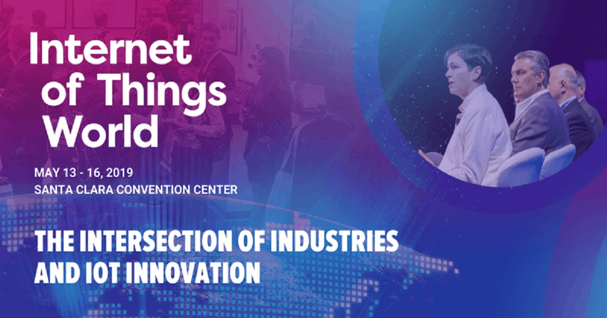 IoT World 2019
