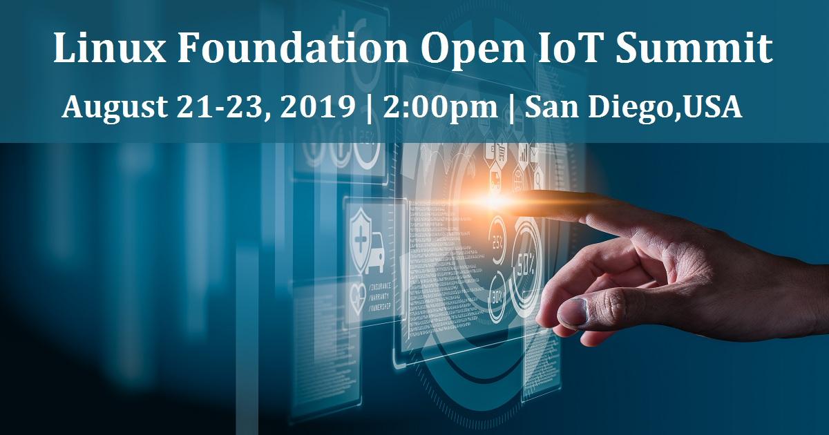 Linux Foundation Open IoT Summit