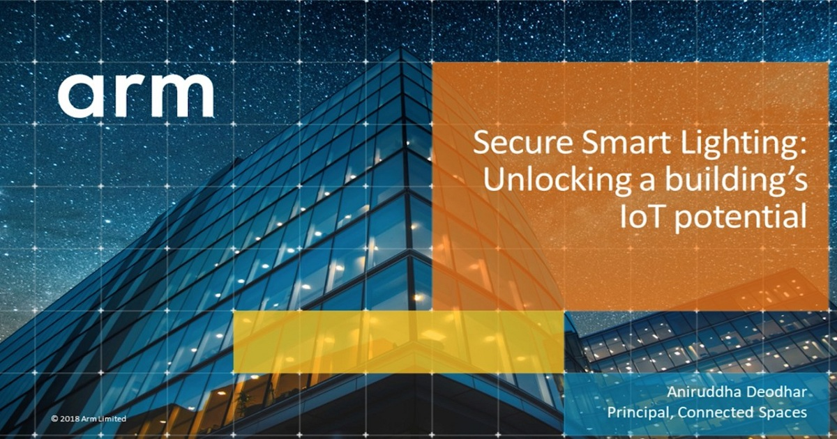 Secure Smart Lighting: Unlocking a Building's IoT Potential