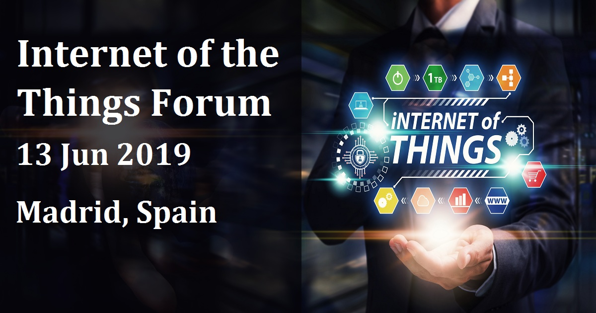 Internet of the Things Forum