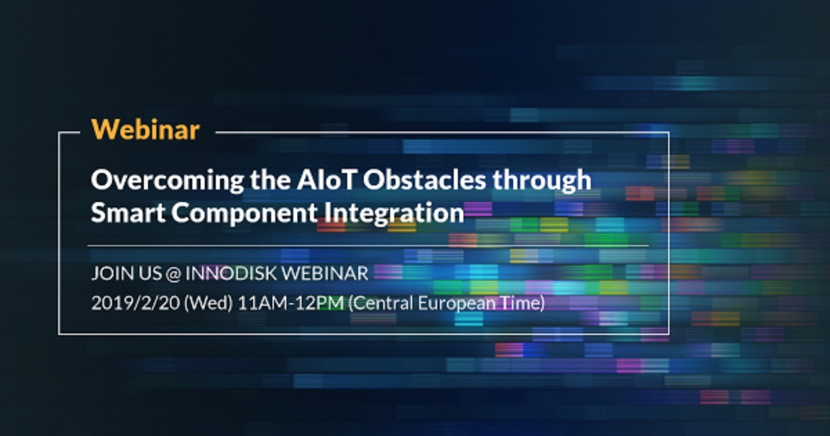 Overcoming the AIoT Obstacles through Smart Component Integration