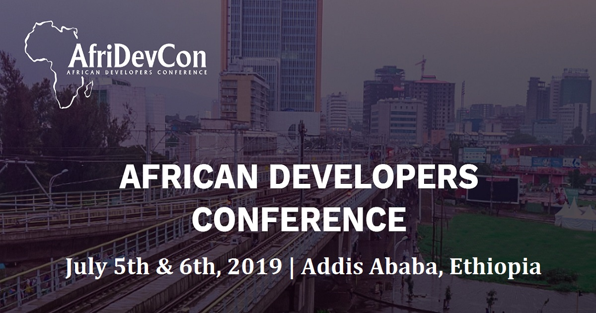 AFRICAN DEVELOPERS CONFERENCE