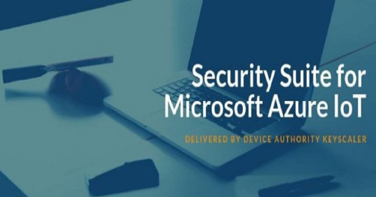 Security Suite for Microsoft Azure IoT