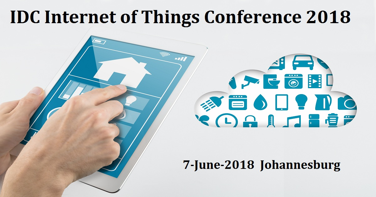 IDC Internet of Things Conference 2018