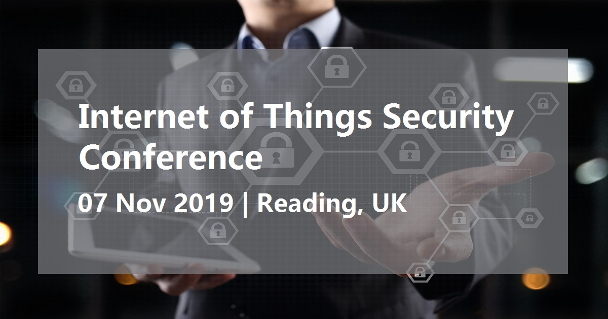 Internet of Things Security Conference