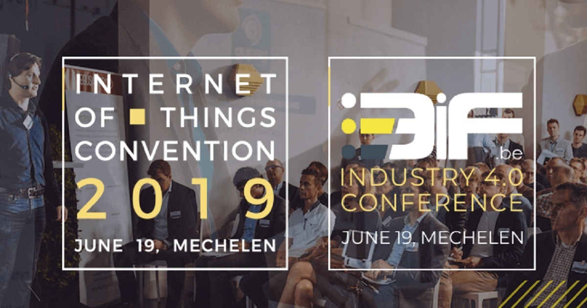 INTERNET  OF  THINGS SMART CITIES CONVENTION 3IF INDUSTRY 4.0 CONFERENCE