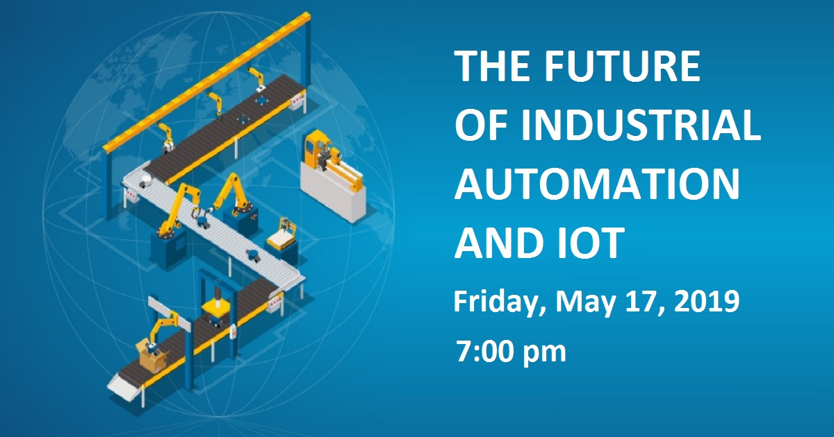 The future of industrial automation and IoT