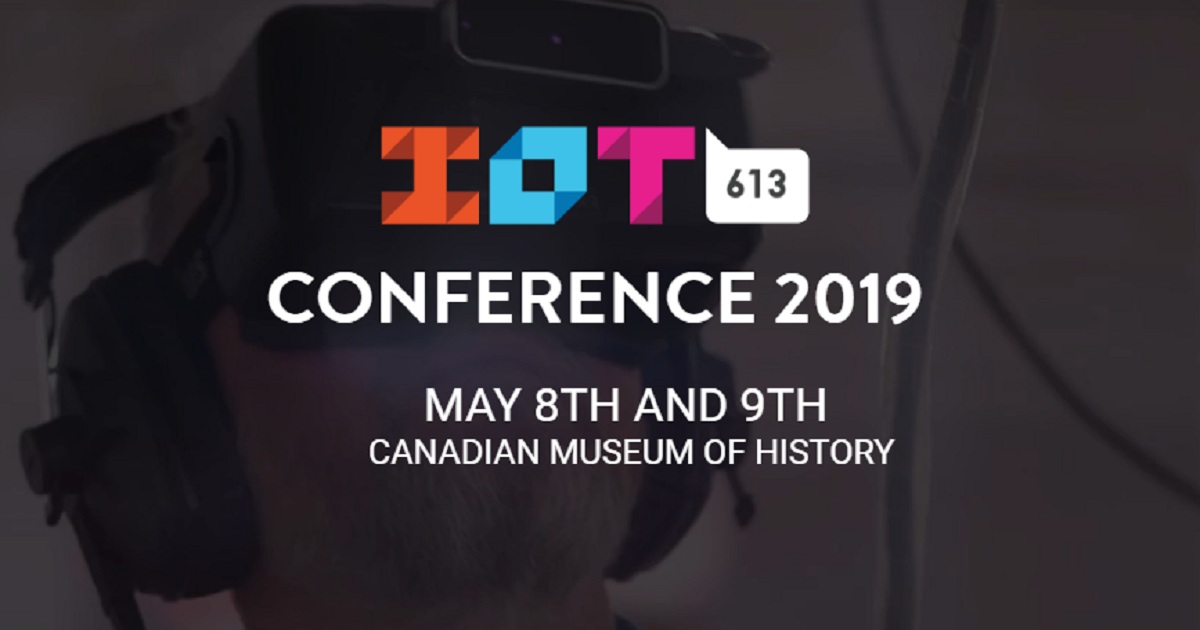 IoT613 Conference 2019
