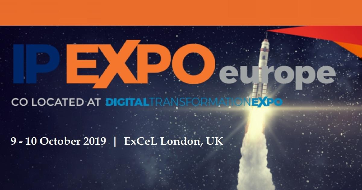 IP EXPO Europe 2019