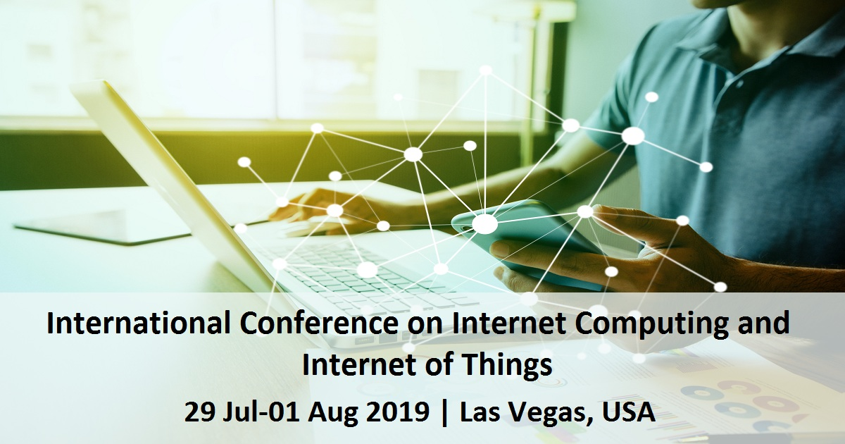 International Conference on Internet Computing and Internet of Things