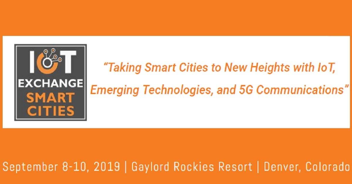 IoT Exchange Smart Cities Summit