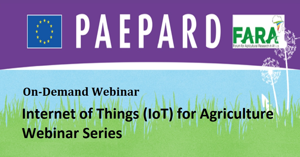 Internet of Things (IoT) for Agriculture