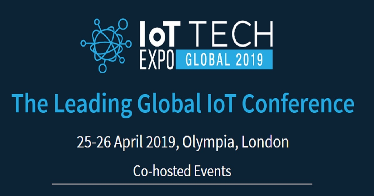 The Leading Global IoT Conference