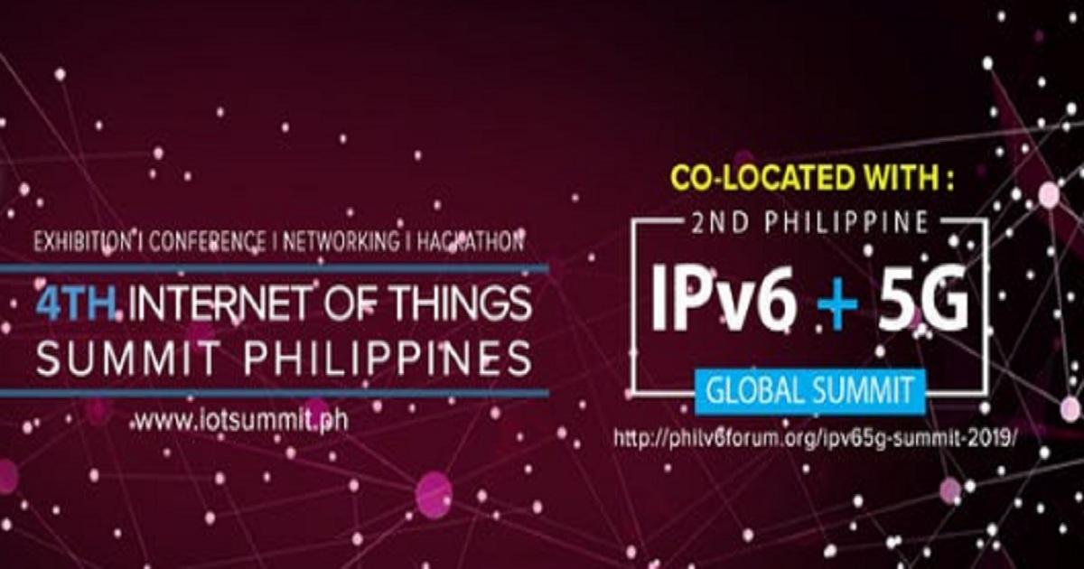 IoT Summit and IPVG6 + 5G Global Summit