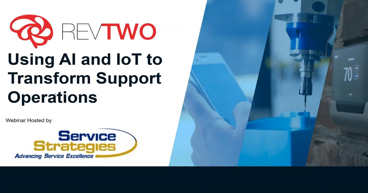 Using AI and IoT to Transform Support