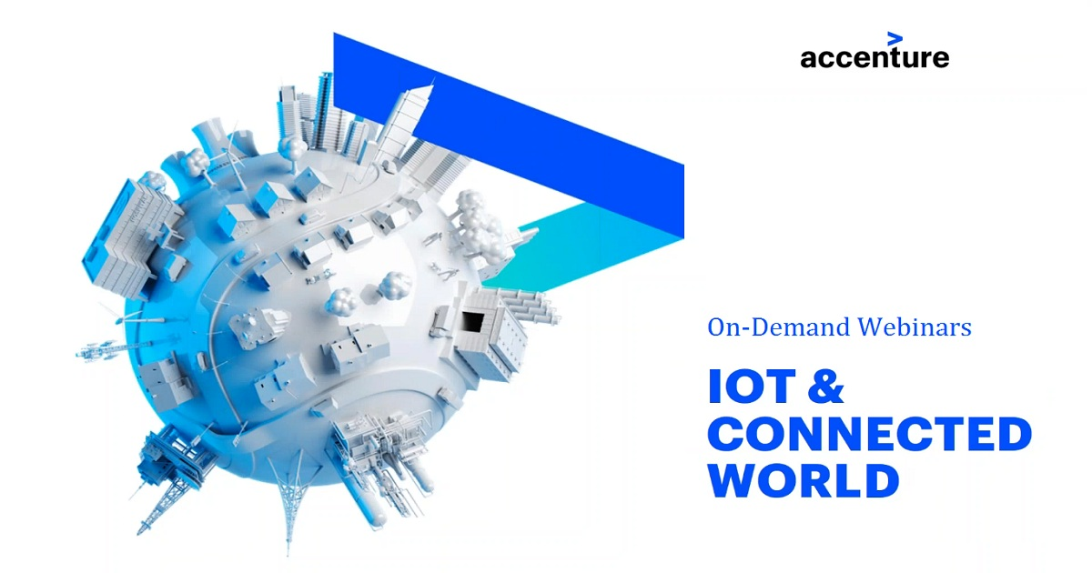 The connected world and IoT