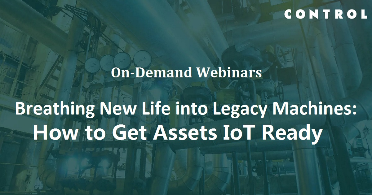 How to Get Assets IoT Ready