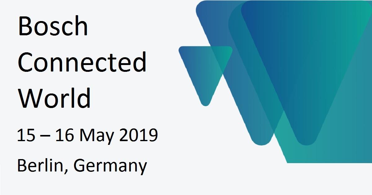 Bosch ConnectedWorld