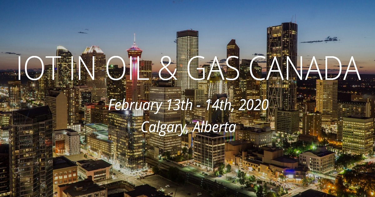 IOT IN OIL & GAS CANADA