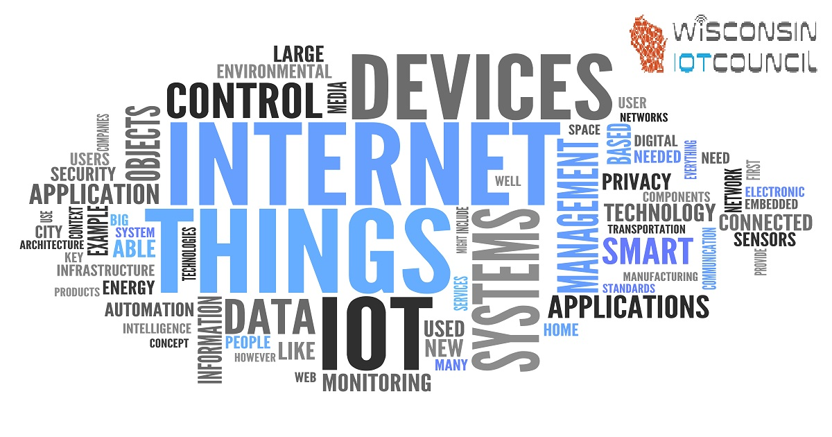 Challenges and Opportunities: The Future of the Internet of Things in Wisconsin and the Midwest