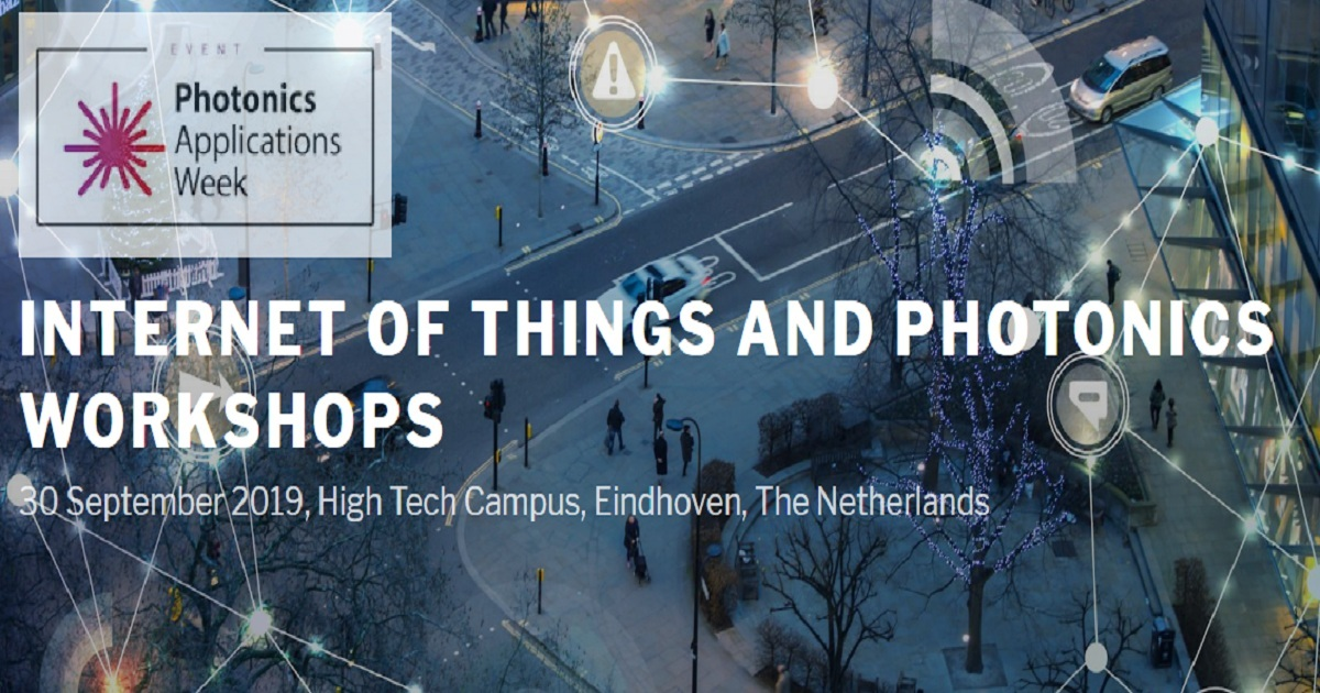 INTERNET OF THINGS AND PHOTONICS WORKSHOPS