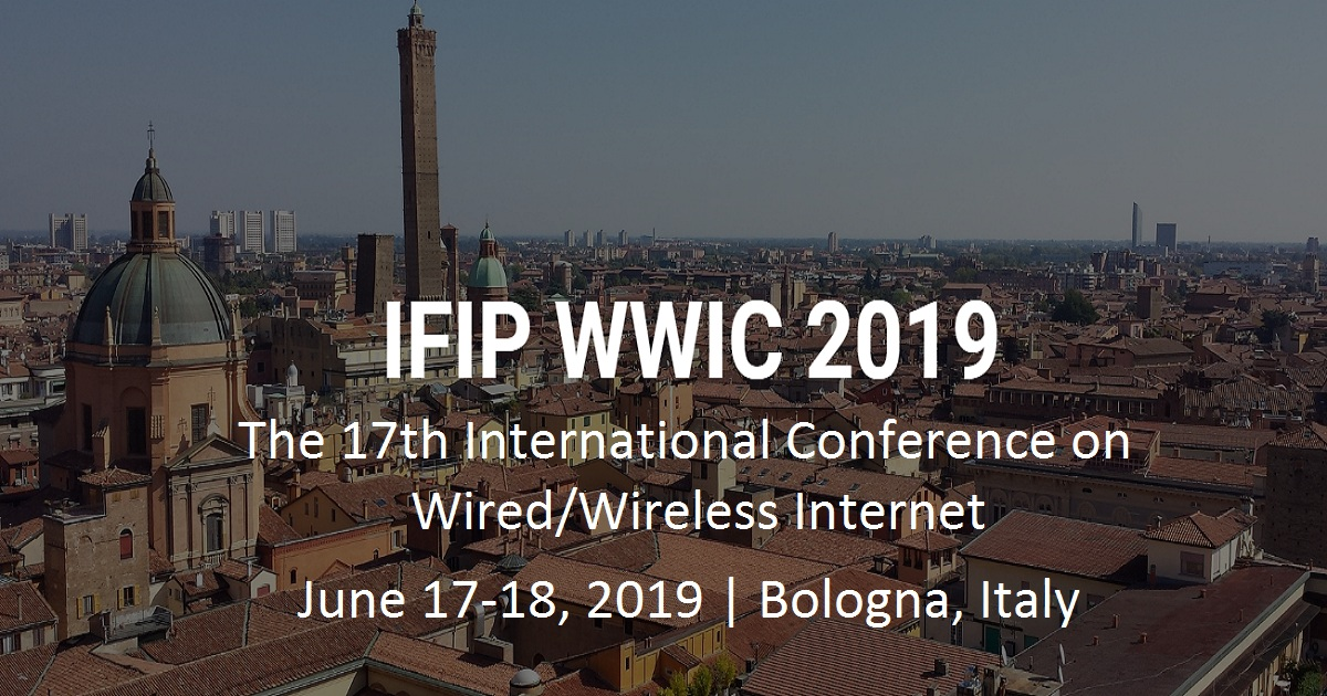The 17th International Conference on Wired/Wireless Internet Communications