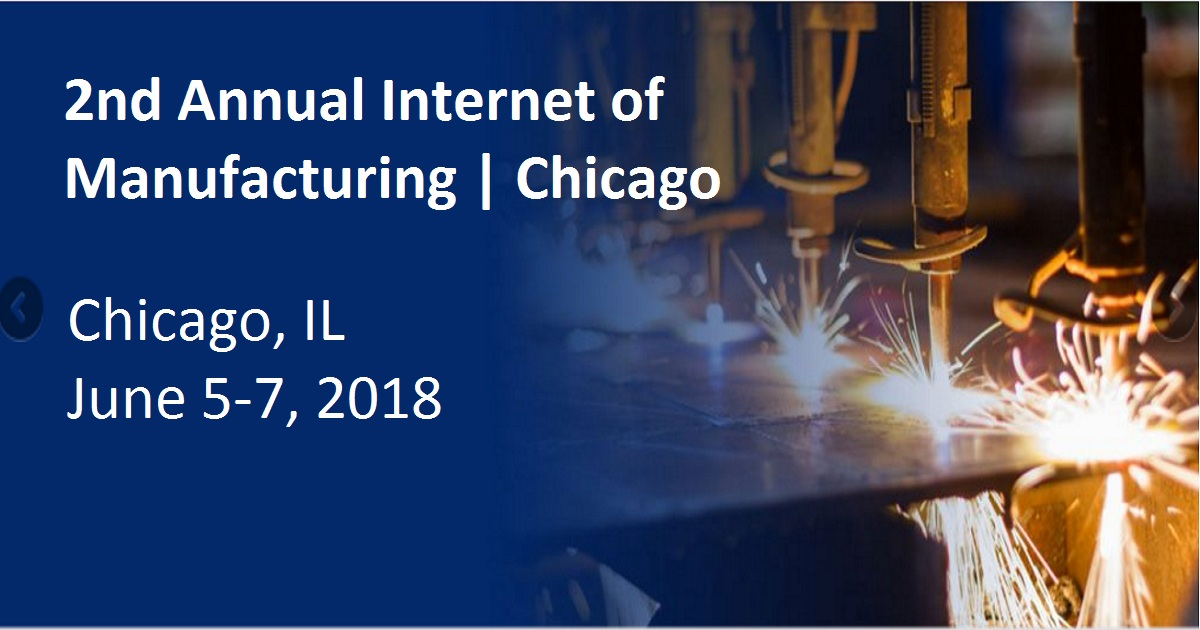 2nd Annual Internet of Manufacturing