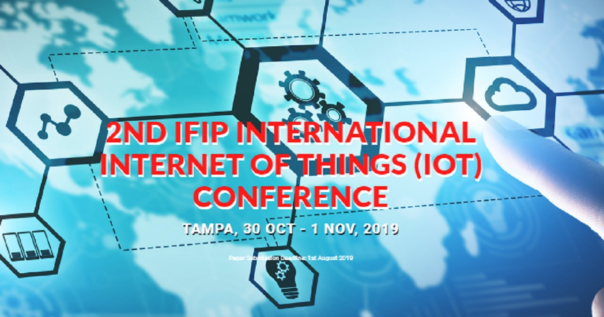 2nd IFIP international internet of things (IoT) conference