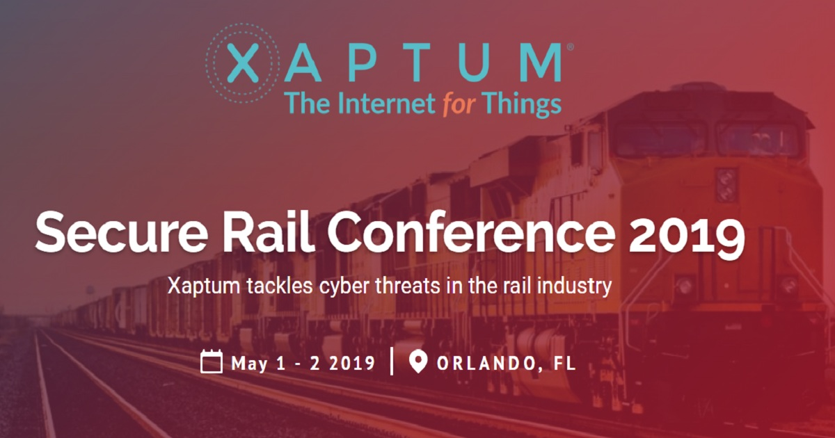 Secure Rail Conference 2019