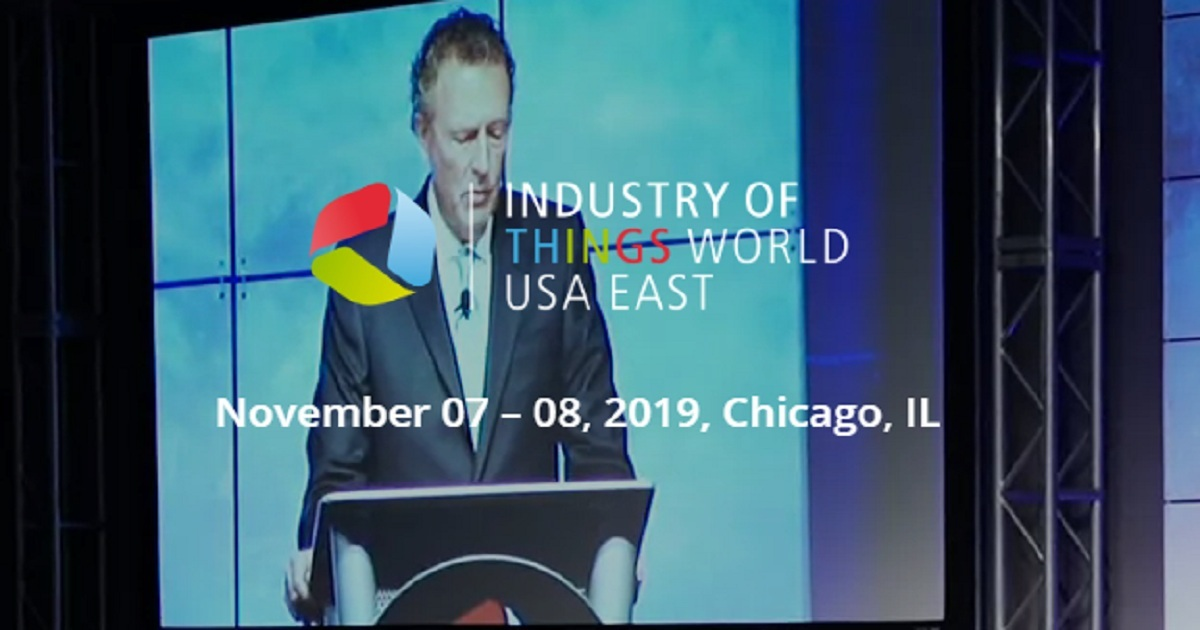 Industry of Things World USA EAST conferece 2019