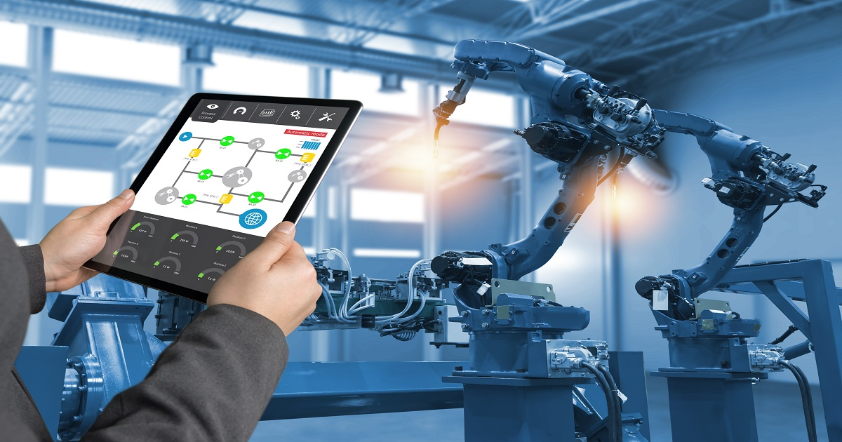 Implement Intelligent Manufacturing with IoT