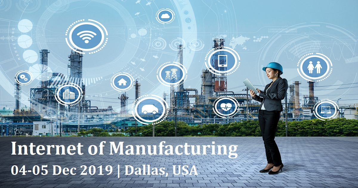 Internet of Manufacturing