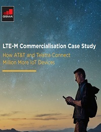HOW AT&T AND TELSTRA CONNECT MILLION MORE IOT DEVICES