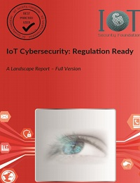 IOT CYBERSECURITY REGULATION READY