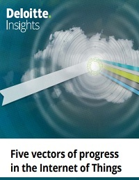 FIVE VECTORS OF PROGRESS IN THE INTERNET OF THINGS