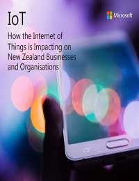 HOW THE INTERNET OF THINGS IS IMPACTING ON NEW ZEALAND BUSINESSES AND ORGANISATIONS