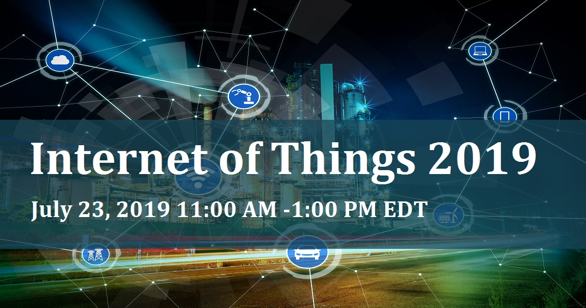 Internet of Things 2019